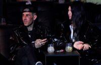 Kourtney Kardashian dan Travis Barker