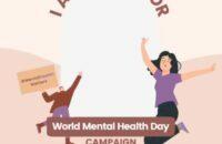 Link Twibbon Hari Kesehatan Mental